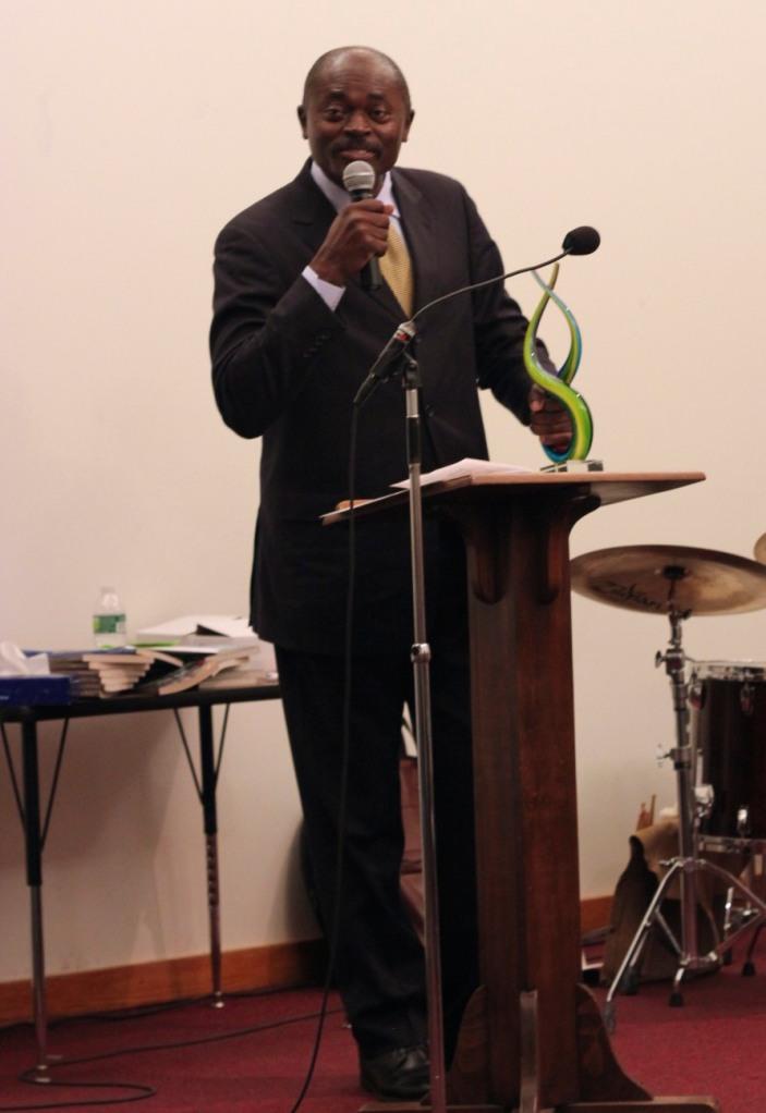 Rev. Dr. Daniel Nyante