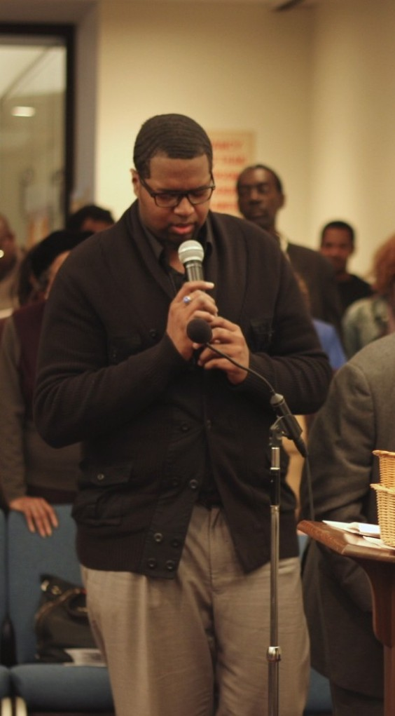 Rev. Kyshon Mitchell