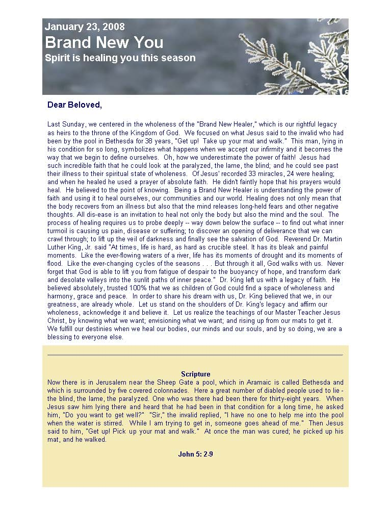 January 23, 2008 Spirit is Healing You This Season_Page_1