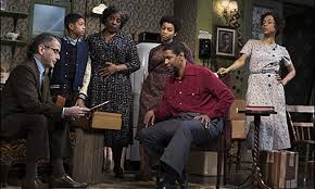 A RAISIN IN THE SUN: A COMING INTO 'SPIRITHOOD'