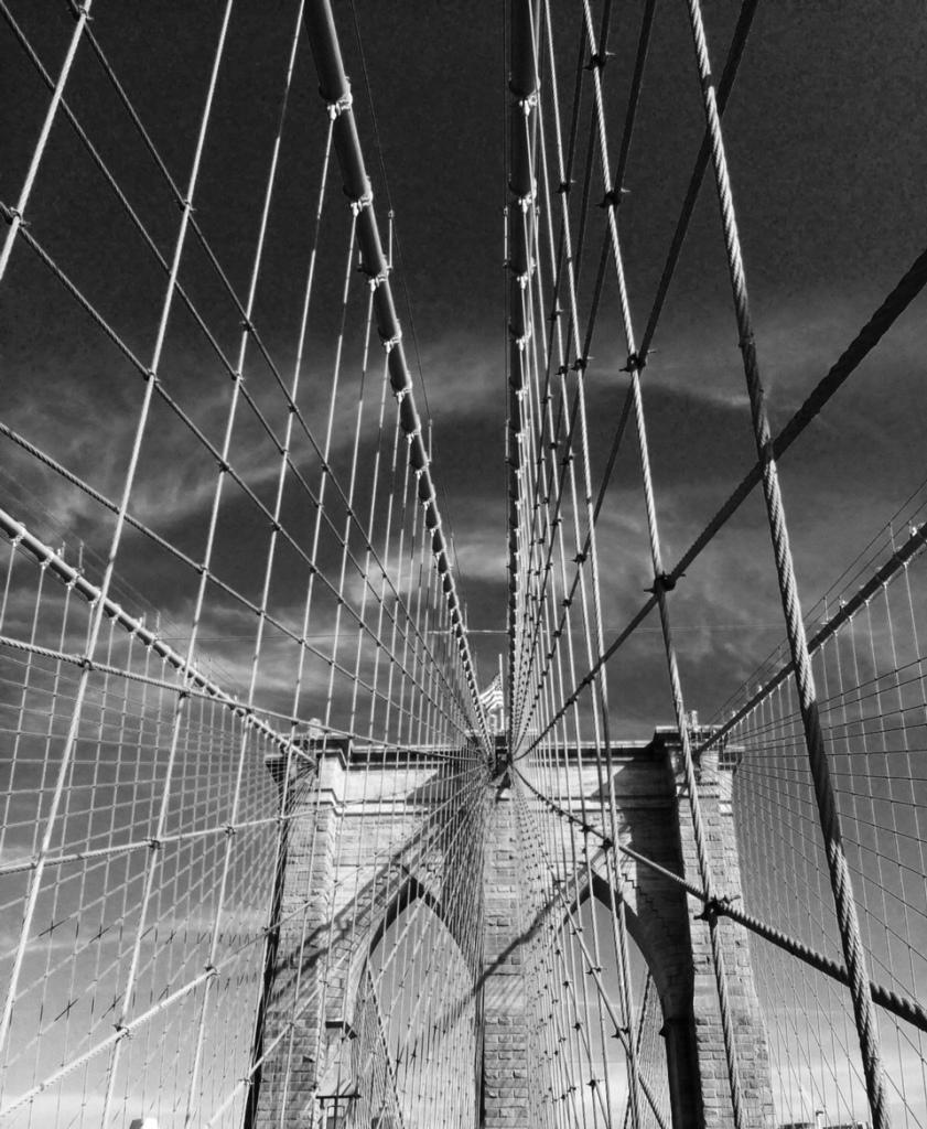 Step 5 Across the Bridge