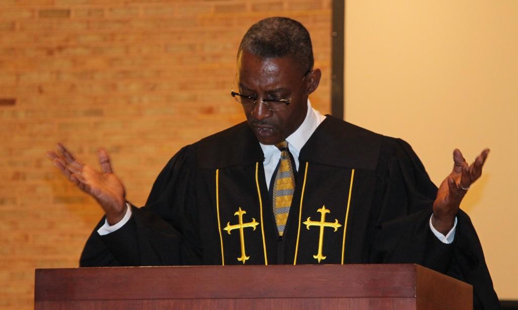 Marlon Ordained